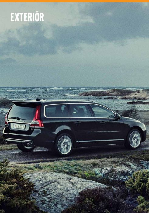 däckdimension volvo xc70