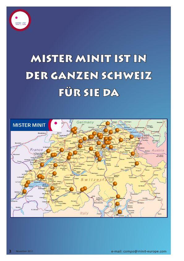 Mister Minit Catalogue Td